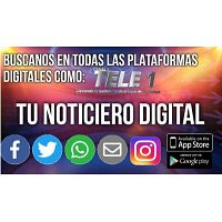 CANAL 1 TELE 1 TU NOTICIERO DIGITAL!