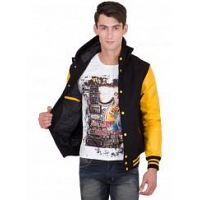 Varsity Sports Jacket - The Modern Outfit for All