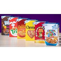 Custom Cereal Boxes to Professionally display and transport your creations