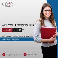 Essay Help UK: Online Essay Writing Service @GotoEssayHelp