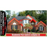 Free Estimation for Commercial & Residential Pest Control in Lexington, SC