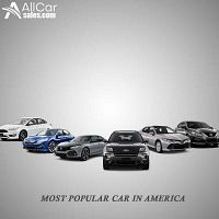 Most popular car in America   All Car Sales