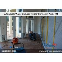 Professional Water Damage Repair Service Provider in Apex NC