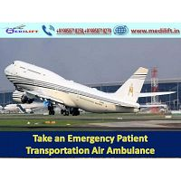 Most Trusted Commercial Air Ambulance Service in Ranchi