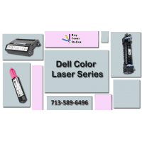 Dell color laser printer houston