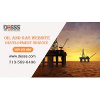 Oil and gas website development Houston