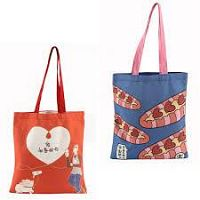 China Cotton Canvas Bags Factory
