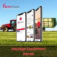 Haulage Equipment Rental - Farmease App