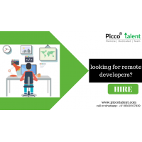 hire dedicated remote developers