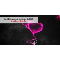 World Famous Astrologer in UAE - Anti Love Spells