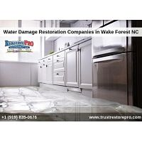 Top Rated Water Damage Restoration Service Provider in Wake Forest NC
