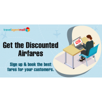 Get the Latest Airfare deals of 2019, Save huge with the Best Consolidator Fares