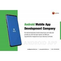 Top Rated Android App Development Company in USA - AppClues Infotech