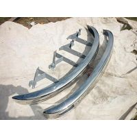 Volkswagen Beetle US Bumper 74-79 in stainless steel