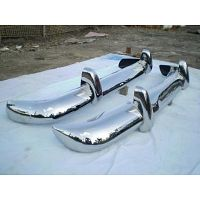 Volvo Amazon 122 EU Bumper 56-70 in stainless Steel