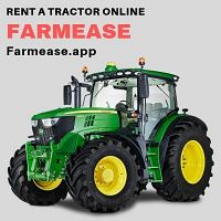 Rent A Tractor Online - Farmease