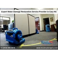 Expert Water Damage Restoration Service Provider in Cary NC