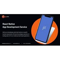 Top Rated React Native App Development Company in USA - AppClues Infotech
