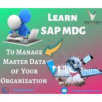 SAP MDG Online Training By Experts