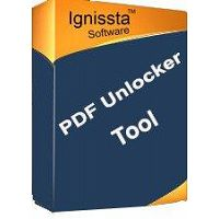 PDF Unlocker Free Tool | IGNISSTA Software