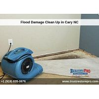 Emergency Flood Damage Clean Up Service Provider in Cary NC