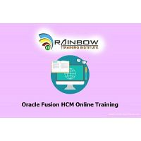 Oracle Fusion HCM Online Training   Oracle Fusion HCM Training