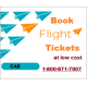 Book Cheap Airline Tickets - Save up to 40%