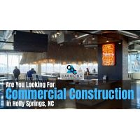 Trusted Commercial Construction Holly Springs NC