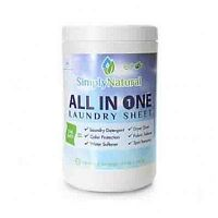 Buy Online Best ALL IN ONE Laundry Sheets | Simply Natural