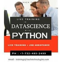 Datascience with Python online Training