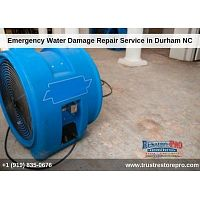 Top Rated Water Damage Restoration Company in Durham NC