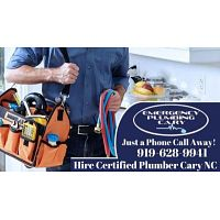 Hire Certified Plumber Cary NC