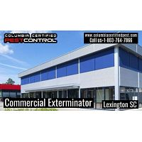 Commercial Exterminator Lexington, SC, is just a phone call away!