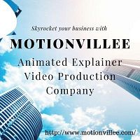 Top leading Animated Explainer Video Production Company | Motionvillee