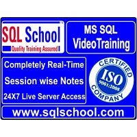 Real Time and Practical Project Oriented Video Training On SQL Server