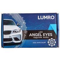 BMW e60 angel eyes led bulb by XenonPlanet