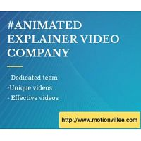 Top Leading Animated Explainer Video Company