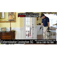 Certified Commercial Exterminator Lexington, SC