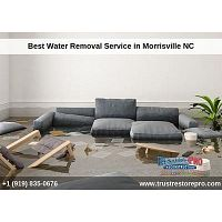 Best Water Removal Service Provider in Morrisville NC