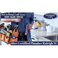 Hire Certified Plumber Raleigh NC