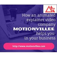 How an animated explainer video company helps you?