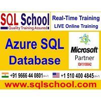 AZURE SQL Best Online Training @ SQL School