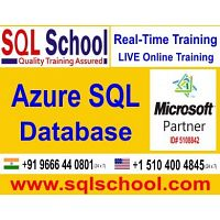 AZURE SQL Real time Online Training @ SQL School