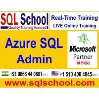 Real Time Online Training On AZURE SQL @ SQL School