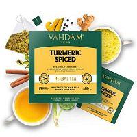 Turmeric tea bags