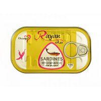 Bulk Moroccan Sardine