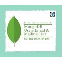 MongoDB Email List | MongoDB Professionals Email List in USA