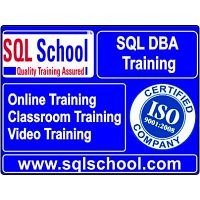 Real Time Live Online Training On SQL DBA @ SQL School