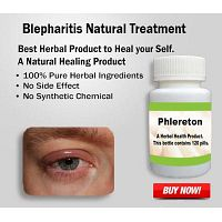 Supplements for Blepharitis Natural Treatment