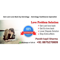Get Lost Love Back by Astrology - Astrology Vashikaran Specialist